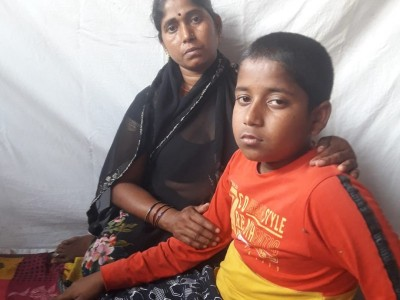 Help Gautam treat his injured & infected chest and continue his education