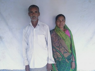 Come Forward and Be a Support for an Old Couple