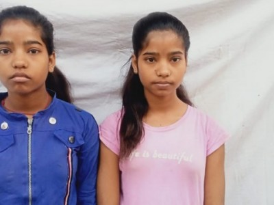 We are both twin sisters and need your help to complete our future education.