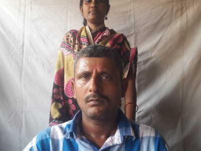 You can help Arjun open a small general store and save his family from poverty.