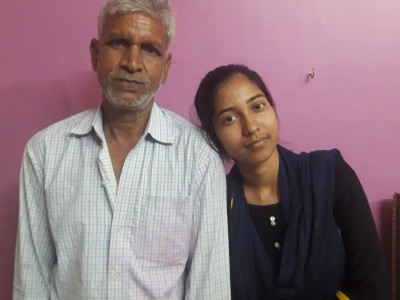 Ashok Kumar, a farmer from a small village struggles for his daughter's wedding