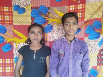 I am a single woman. Help my children to study to make life successful.