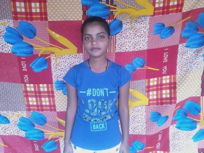 I'm Shivani and I want to go to my school again but need your help to go to school.