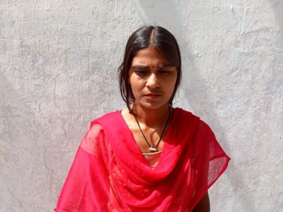 My daughter is a girl from a poor family of a small village. I need your help to get Poonam married.