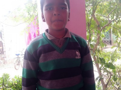 Please help soon for my Anirudh future education.