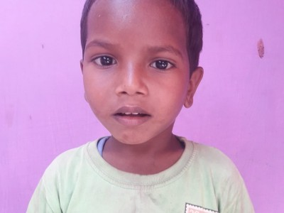 Ankush needs your help to read and live life. Please help